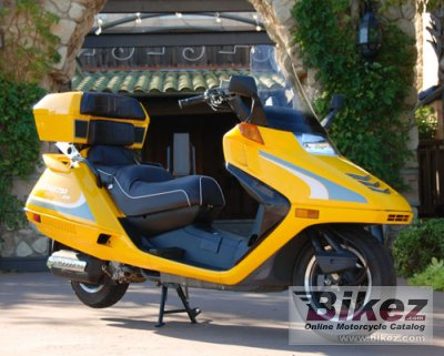 2007 Qlink Commuter 250 photo