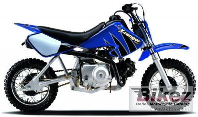 2007 Qlink X-ranger 50
