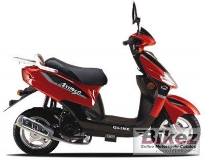 2008 Qlink Axon 50