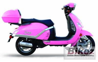 2008 Qlink Siena 150