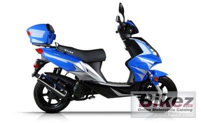2010 Qlink Hawk 50