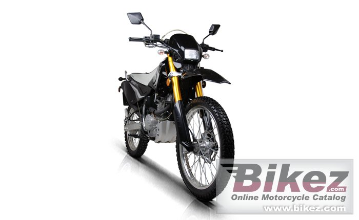 Big Qlink xp 200 picture and wallpaper from Bikez.com