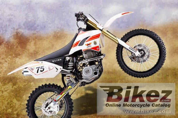 Big Qlink db 250 picture and wallpaper from Bikez.com