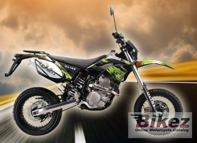 2013 Qlink MT 250 specifications and pictures