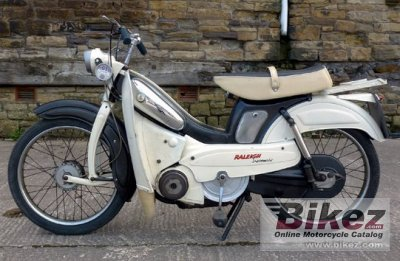 1963 Raleigh Supermatic RM5