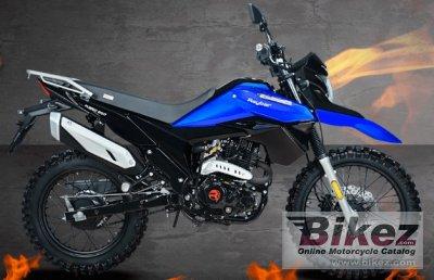 2020 Raybar  Fuego 200