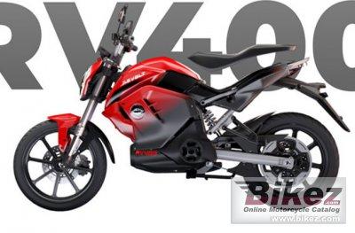2021 Revolt RV400