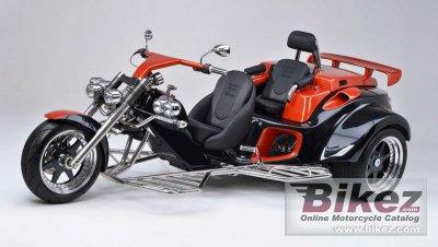 2021 Rewaco RF1 Grand Tourer