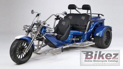2021 Rewaco ST-3 Sports Tourer