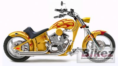 2008 Rhino Hunter Softail FLM-004 photo
