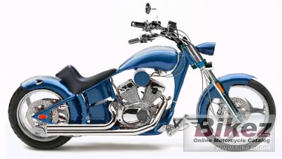 2008 Rhino HUnter Softail STP-001 photo