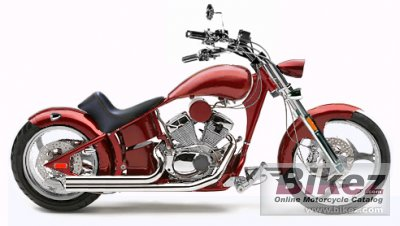 2008 Rhino Hunter Softail SLD-002
