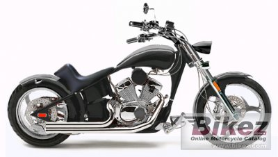 2008 Rhino HUnter Softail STP-002