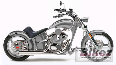 2008 Rhino Hunter Softail STP-003