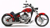 2009 Rhino Hunter Softail FLM004