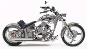 2009 Rhino Hunter Softail FLM005 photo