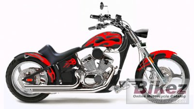 2012 Rhino FLM-004 Hunter Softail photo