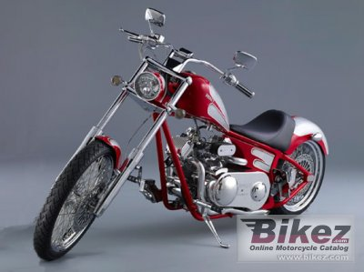2007 Ridley Auto-Glide Chopper photo