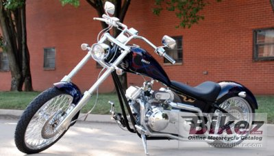 2008 Ridley AutoGlide Chopper photo