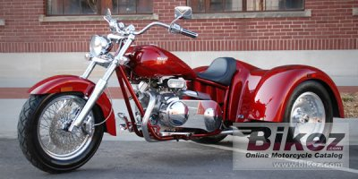 2008 Ridley AutoGlide Trike photo
