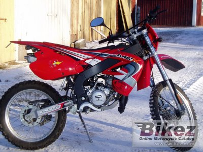 2003 Rieju MRX 50