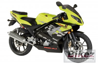 2007 Rieju RS2-125 PRO photo