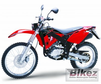 2007 Rieju MRX 125