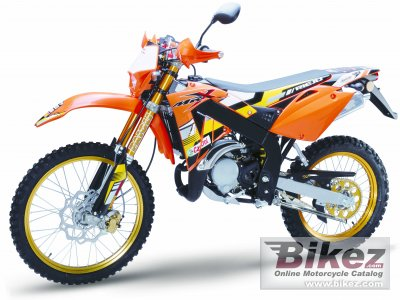 2007 Rieju MRX 50 Pro