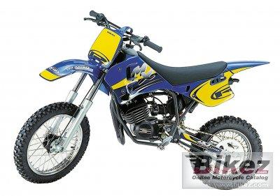 2007 Rieju MX 50