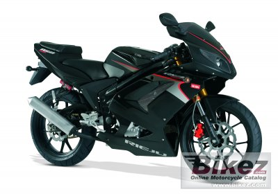 2008 Rieju RS2 Pro 125 Black Edition photo