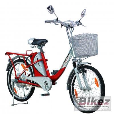 2008 Rieju e-Bicy R126