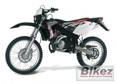 2008 Rieju MRX 50