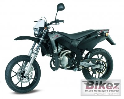2008 Rieju RRX Spike 50 specifications and pictures