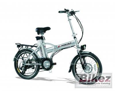 2010 Rieju e-Bicy Folding