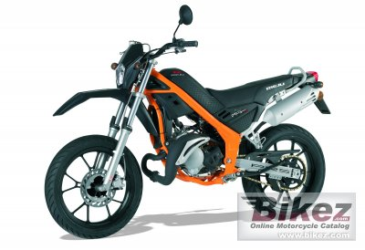 2011 Rieju Tango 50 Motard specifications and pictures