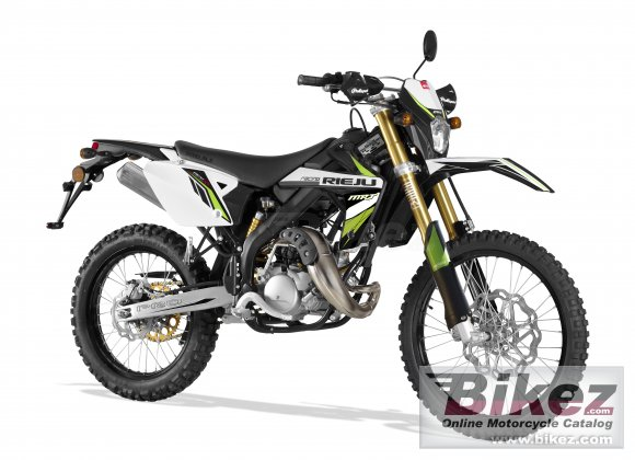 2013 Rieju MRT 50 Pro