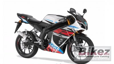 2020 Rieju RS3 50