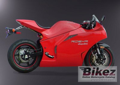 2011 Roehr eSuperBike photo