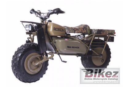2019 Rokon Rokon for Hunters