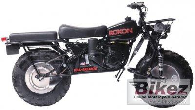 2021 Rokon Trail-Breaker
