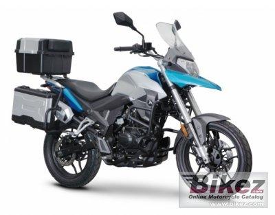 2020 Romet ADV 125Fl Pro