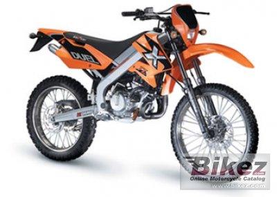 2008 Roxon Duel TT 50R