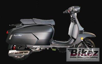 2020 Royal Alloy GP 200 LC