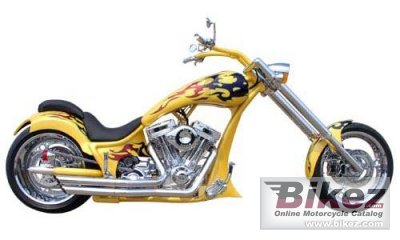 2009 Rucker Performance Gauntlet Chopper photo