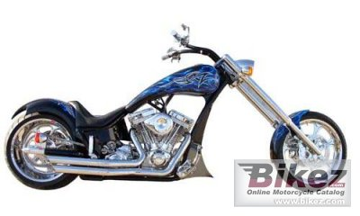 2009 Rucker Performance Gauntlet Chopper