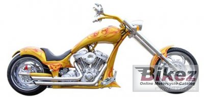 2010 Rucker Performance Gauntlet Chopper