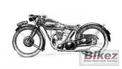 1929 Rudge Ulster 500