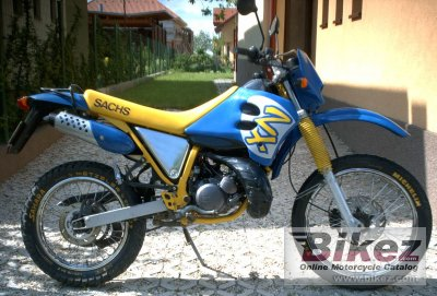 1998 sachs zx 125 specifications and pictures. Black Bedroom Furniture Sets. Home Design Ideas