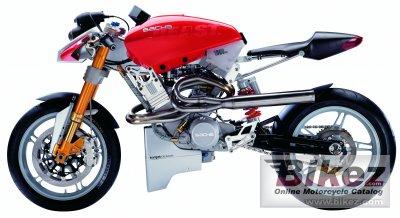2002 Sachs Beast 1000 (prototype)