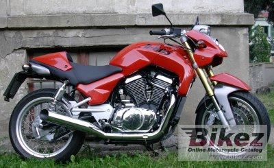 2003 Sachs B-805